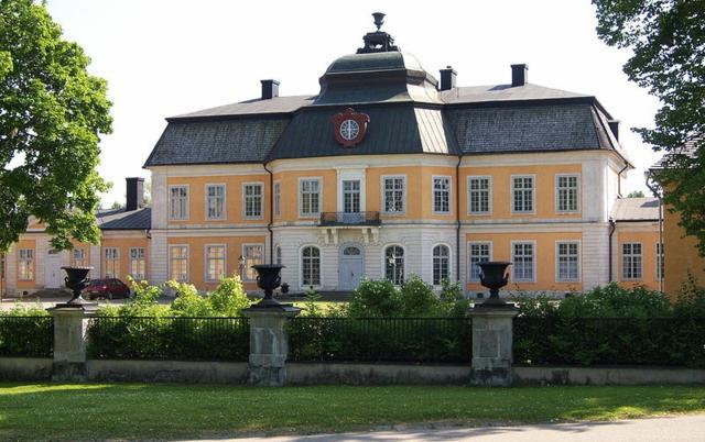 Jul på Österbybruk Herrgård 15 oktober